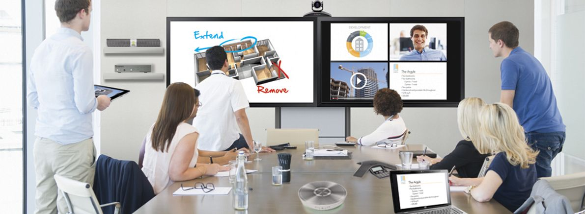 soluciones audiovisuales