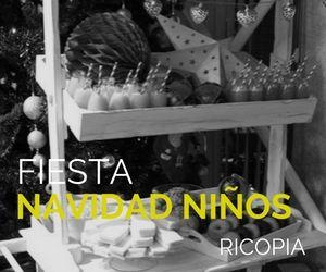 Fiesta de Navidad para los más pequeños de Ricopia