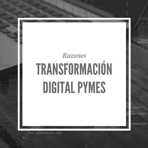 ¿Eres una pyme? ¿Por qué necesitas digitalizarte?