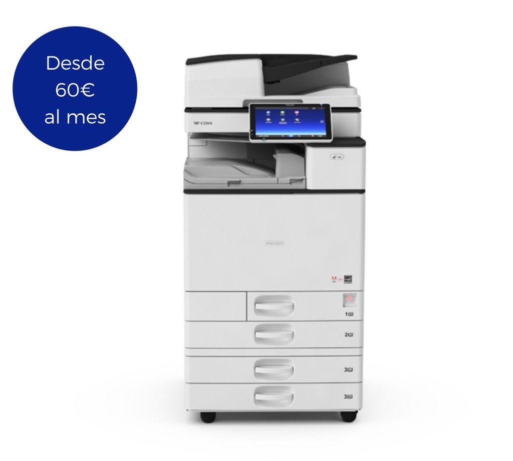 Ricopia-Alquiler-Impresoras-Multifunción-Madrid-Promocion-Oferta