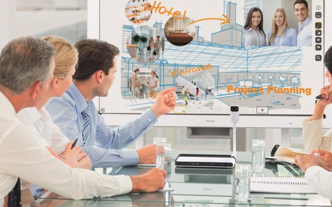 7 puntos clave para trabajar mejor con las pantallas interactivas