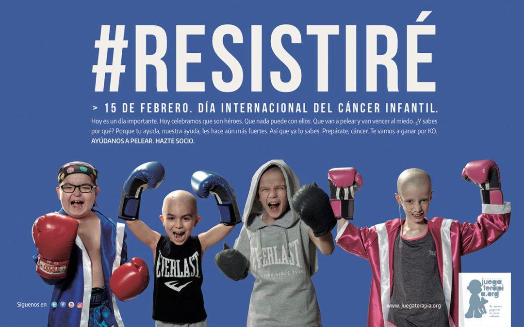 Ricopia colabora con la labor de la Fundación Juegaterapia
