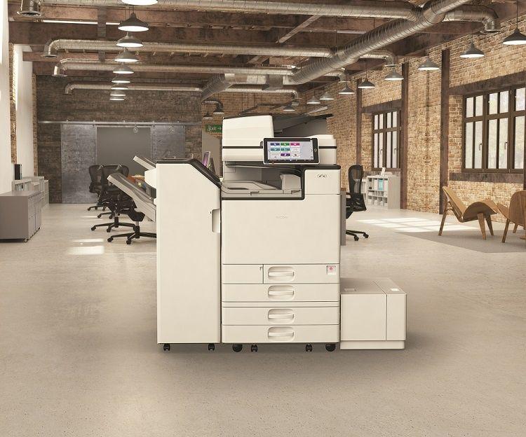 impresora multifuncional ricoh