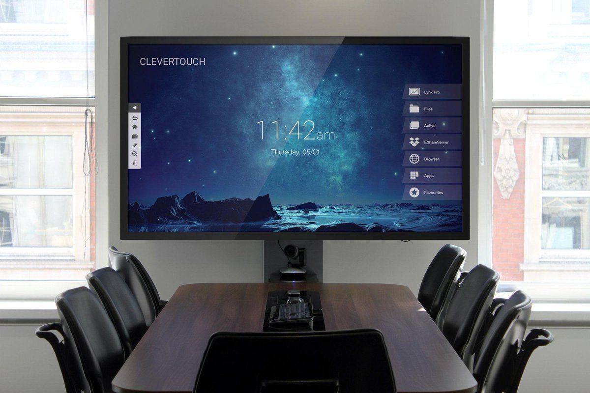 monitores interactivos ricopia