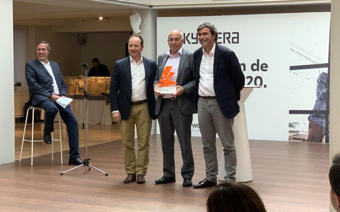Ricopia Technologies se alza con el primer puesto en el ranking de Kyocera España de ventas de licencias de Solpheo