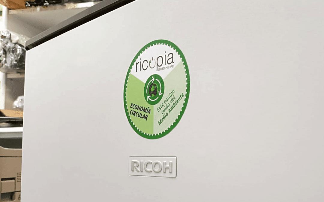 Ricopia REB: gama pionera de equipos multifunción de alta calidad en la Comunidad de Madrid
